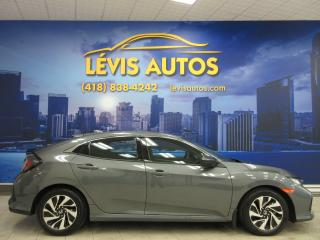 Used 2017 Honda Civic LX SPORT TURBO AUTOMATIQUE 12300 KM for sale in Lévis, QC