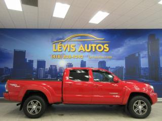 Used 2011 Toyota Tacoma Trd Sport Awd for sale in Lévis, QC