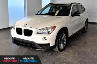 Used 2015 BMW X1 XDrive Premium+Cuir+Toit-Panoramique++++ for sale in St-Jean-Sur-Richelieu, QC