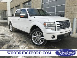 Used 2014 Ford F-150 Limited  for sale in Calgary, AB