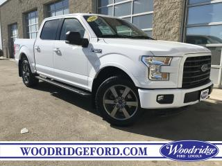 Used 2016 Ford F-150 XLT for sale in Calgary, AB