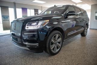 Used 2018 Lincoln Navigator L Reserve for sale in Okotoks, AB