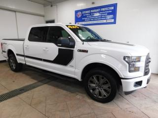 Used 2016 Ford F-150 SPORT CREW NAVI for sale in Listowel, ON