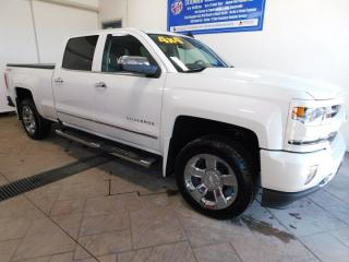 Used 2016 Chevrolet Silverado 1500 LTZ for sale in Listowel, ON