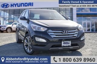 Used 2013 Hyundai Santa Fe Sport 2.0T SE LOW KILOMETRES for sale in Abbotsford, BC