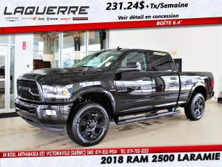 Used 2018 RAM 2500 for sale in Victoriaville, QC