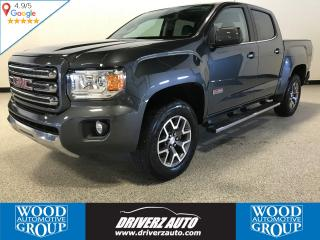 Used 2015 GMC Canyon SLE 4WD CREW CAB, ALL-TERRAIN PACKAGE for sale in Calgary, AB