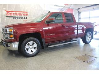 Used 2015 Chevrolet Silverado 1500 Lt Quad Cab 5.3l 4x4 for sale in Lévis, QC