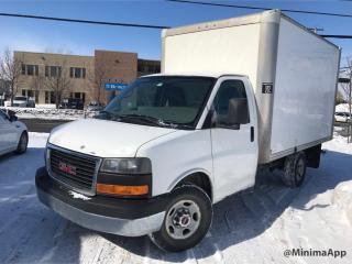 Used 2012 GMC Savana CARGO 3500 empattement de 139 po for sale in Drummondville, QC