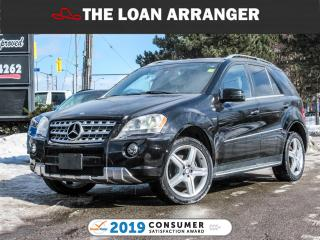 Used 2011 Mercedes-Benz ML 350 for sale in Barrie, ON