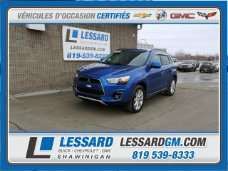 Used 2015 Mitsubishi RVR Se Ltd, Awd for sale in Shawinigan, QC