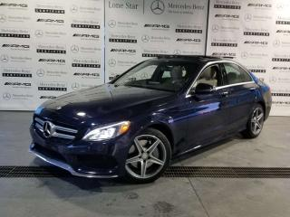 Used 2016 Mercedes-Benz C 300 4MATIC Sedan for sale in Calgary, AB