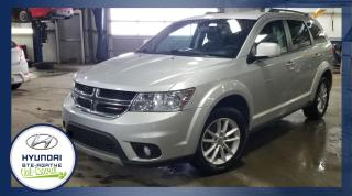 Used 2014 Dodge Journey SXT | V6 | MAGS | CRUISE | PNEUS D'HIVER for sale in Val-David, QC