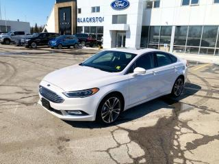Used 2018 Ford Fusion Titanium - Certified for sale in Orangeville, ON