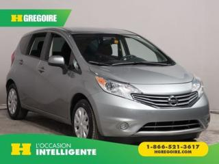 Used 2014 Nissan Versa S for sale in St-Léonard, QC
