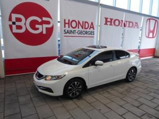 Used 2015 Honda Civic Aileron Vi Teintées for sale in St-Georges, QC