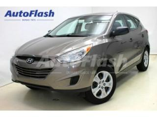 Used 2013 Hyundai Tucson 2.4l Fwd Bluetooth for sale in St-Hubert, QC