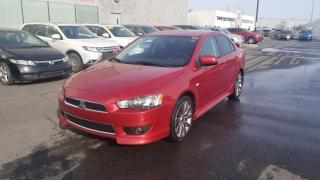 Used 2014 Mitsubishi Lancer SE LTD for sale in St-Hubert, QC