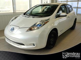 Used 2013 Nissan Leaf SL for sale in Ste-Julie, QC