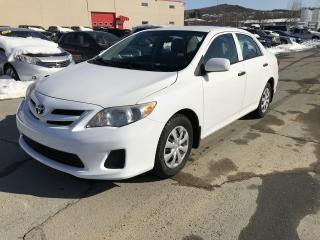 Used 2011 Toyota Corolla Berline 4 portes, boîte automatique, CE for sale in Sherbrooke, QC