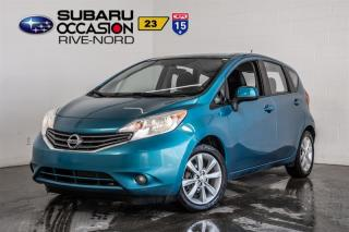 Used 2014 Nissan Versa Note SL MAGS+BLUETOOTH+SI for sale in Boisbriand, QC