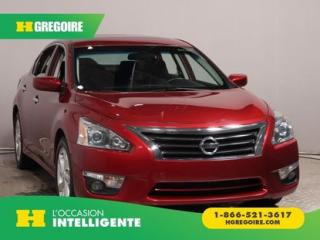 Used 2014 Nissan Altima 2.5 SV A/C for sale in St-Léonard, QC