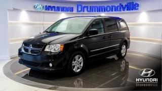 Used 2012 Dodge Grand Caravan STOW'N'GO + DVD + GARANTIE + NAVI + CAME for sale in Drummondville, QC