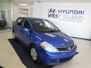 Used 2012 Nissan Versa 1,6L, Auto, SV, Traction Avant for sale in Dorval, QC