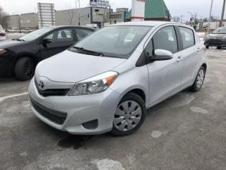 Used 2014 Toyota Yaris Le A/c A/c for sale in Lachine, QC