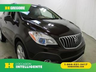 Used 2013 Buick Encore CUIR AWD A/C GR for sale in St-Léonard, QC
