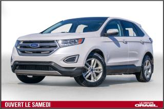 Used 2016 Ford Edge Sel Awd Gps Toit for sale in Ile-des-Soeurs, QC