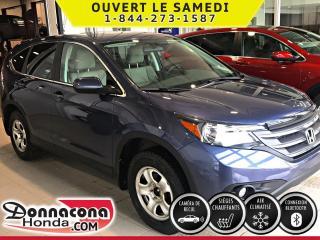 Used 2014 Honda CR-V EX ***PNEUS HIVER***CAMÉRA DE RECUL***PR for sale in Donnacona, QC