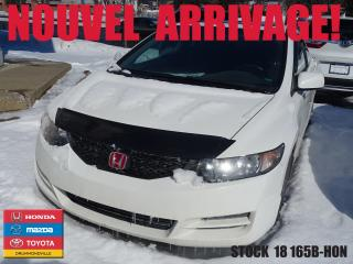 Used 2010 Honda Civic Lx Sr+toitouv+a/c+re for sale in Drummondville, QC