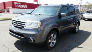 Used 2012 Honda Pilot 4 RM 4 portes EX-L for sale in Rivière-Du-Loup, QC