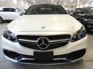 Used 2016 Mercedes-Benz E-Class AMG E 63 S-Model, DRIVE ASSIST, NAVI, 360 CAMERA for sale in Mississauga, ON
