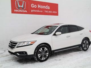 Used 2014 Honda Accord Crosstour EX-L, 4WD, LEATHER for sale in Edmonton, AB