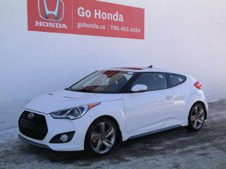 Used 2015 Hyundai Veloster Turbo for sale in Edmonton, AB