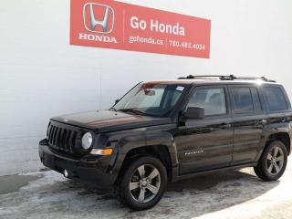 Used 2015 Jeep Patriot HIGH ALTITUDE, 4WD for sale in Edmonton, AB