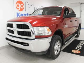 Used 2014 RAM 3500 ST Heavy duty cummins turbo diesel, trailer haul assist for sale in Edmonton, AB