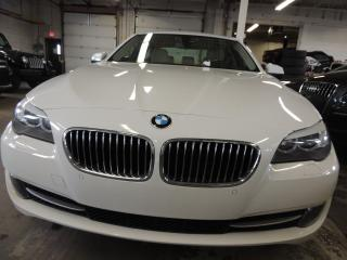 Used 2013 BMW 5 Series 528i xDrive, BACK UP CAMERA, SUNROOF, LEATHER for sale in Mississauga, ON