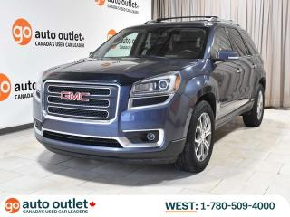 Used 2013 GMC Acadia ONE OWNER! SLT2 AWD; LEATHER HEATED SEATS, FACTORY REMOTE START for sale in Edmonton, AB
