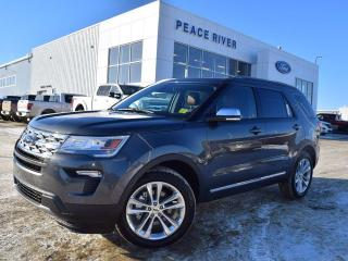 New 2019 Ford Explorer XLT for sale in Peace River, AB