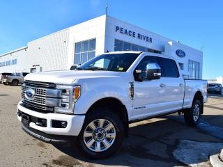 New 2019 Ford F-350 Super Duty SRW PLATINUM for sale in Peace River, AB