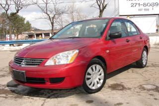 Used 2006 Mitsubishi Lancer ES for sale in Mississauga, ON