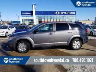 Used 2012 Dodge Journey HANDSFREE/CRUISE CONTROL for sale in Edmonton, AB