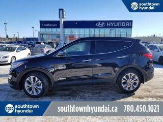 Used 2015 Hyundai Santa Fe Sport LIMITED 2.0T - AWD/NAV/BACKUP CAMERA for sale in Edmonton, AB