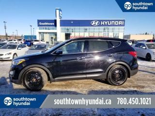 Used 2015 Hyundai Santa Fe Sport SE - 2.0T/AWD/PANO SUNROOF/HEATED SEATS for sale in Edmonton, AB