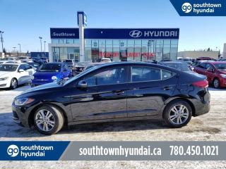 Used 2018 Hyundai Elantra GL - 2.0L COLOUR TOUCHSCREEN/BLINDSPOT DETECTION/BACKUP CAMERA for sale in Edmonton, AB