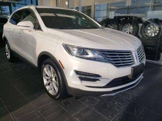 Used 2015 Lincoln MKC LS, HEATED SEATS, NAVI, REAR VIEW CAMERA, SUNROOF for sale in Edmonton, AB