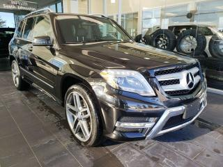 Used 2015 Mercedes-Benz GLK-Class BLUETEC, NAVI, SUNROOF, REAR VIEW CAMERA for sale in Edmonton, AB